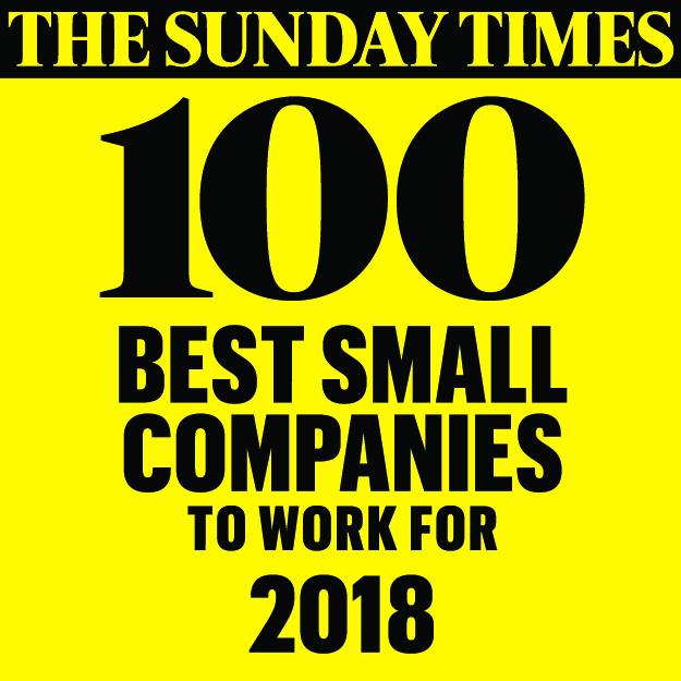 2018 Best Small Companies - small CMYK, logo