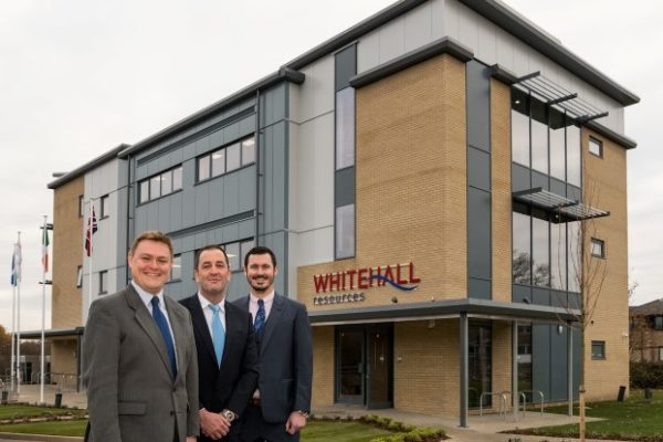 Whitehall Resources, SAP, IT & Oracle