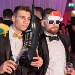 Ross Waugh, Rory Welch, Whitehall Christmas Party