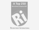 Recruitment International Top 250