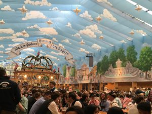 Clients days out at Oktoberfest