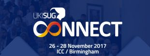 We're attending UKISUG Connect 2017