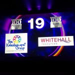 Sunday Times Awards, 2018, 19th place, Whitehall Resources
