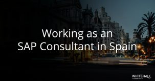 Working as an SAP consultant in Spain