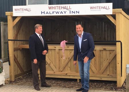 CRFC Whitehall Bar Opening