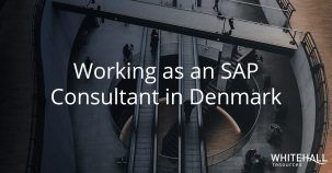 Working as an SAP consultant in Denmark