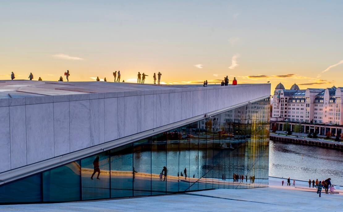 Oslo-SAP consultant