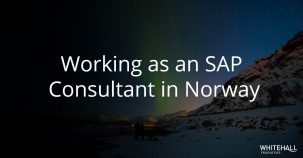 Working as an SAP consultant in Norway