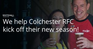 We help CRFC kick off their new season