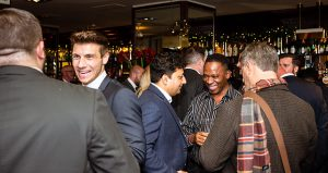 Celebrating another great year at Whitehall's Consultant Drinks