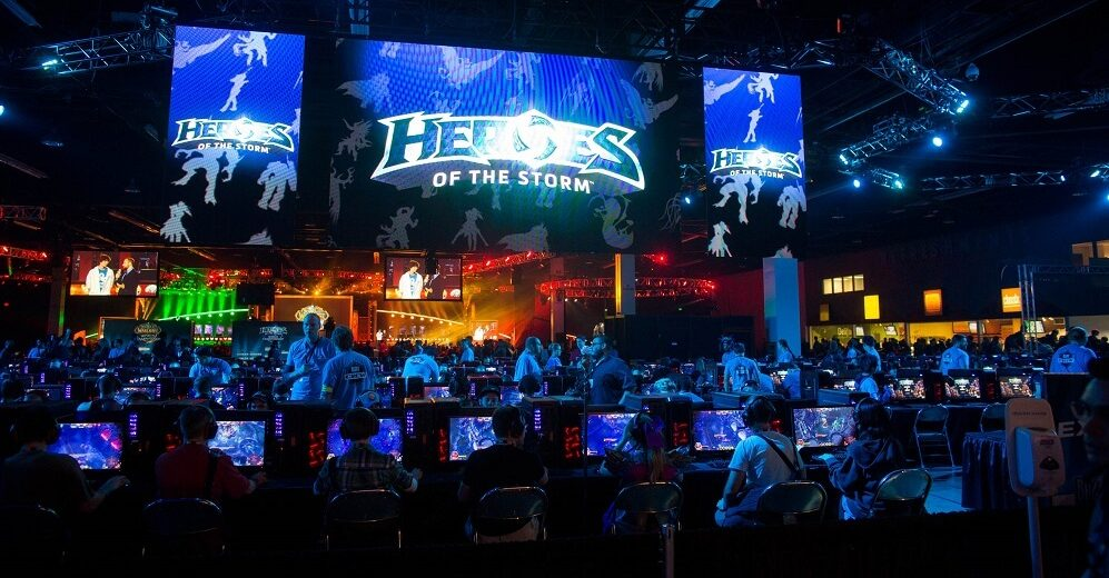 Blizzcon game