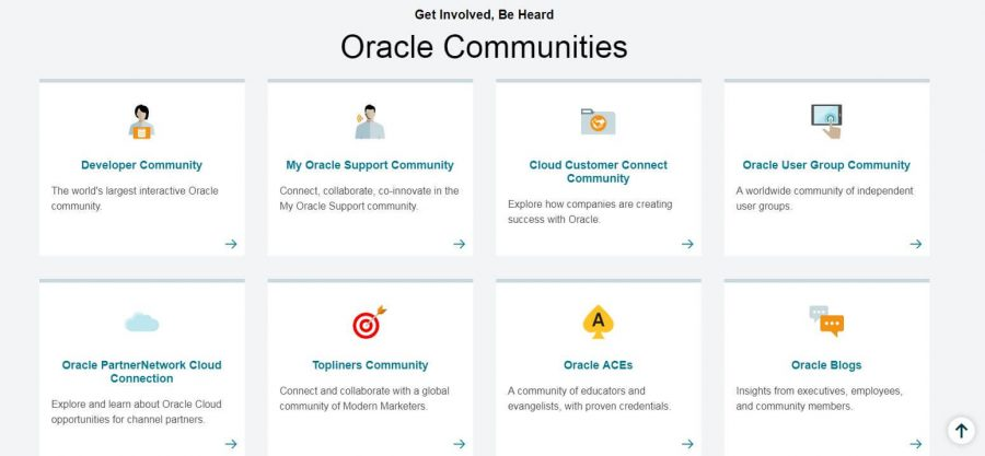 Best Oracle online resources for learning and development