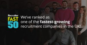 Whitehall Resources – one of the 50 fastest-growing recruitment companies in the UK