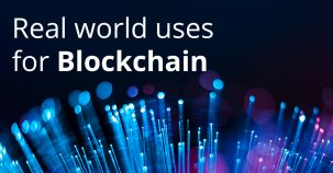 Real world uses of blockchain