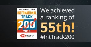 Whitehall Resources listed in The Sunday Times HSBC International Track 200