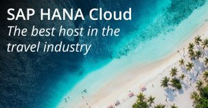 SAP HANA Cloud: the best host in the travel industry