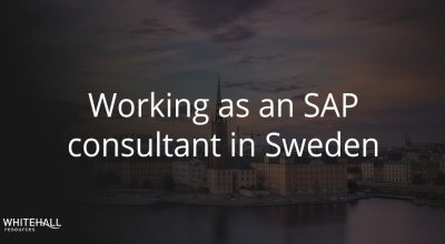 SAP Sweden