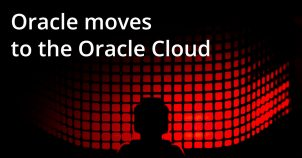 Oracle moves to the Oracle Cloud