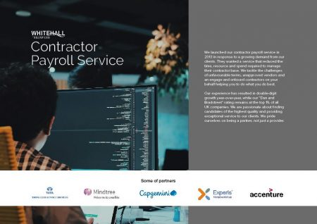 Contractor Payroll Services