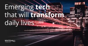 Emerging technologies that will transform daily lives