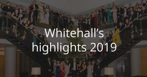 Whitehall's highlights 2019