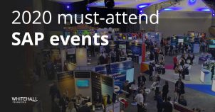 2020 must-attend SAP events