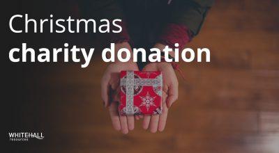 Donation header