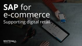 SAP for e-commerce: Supporting digital retail