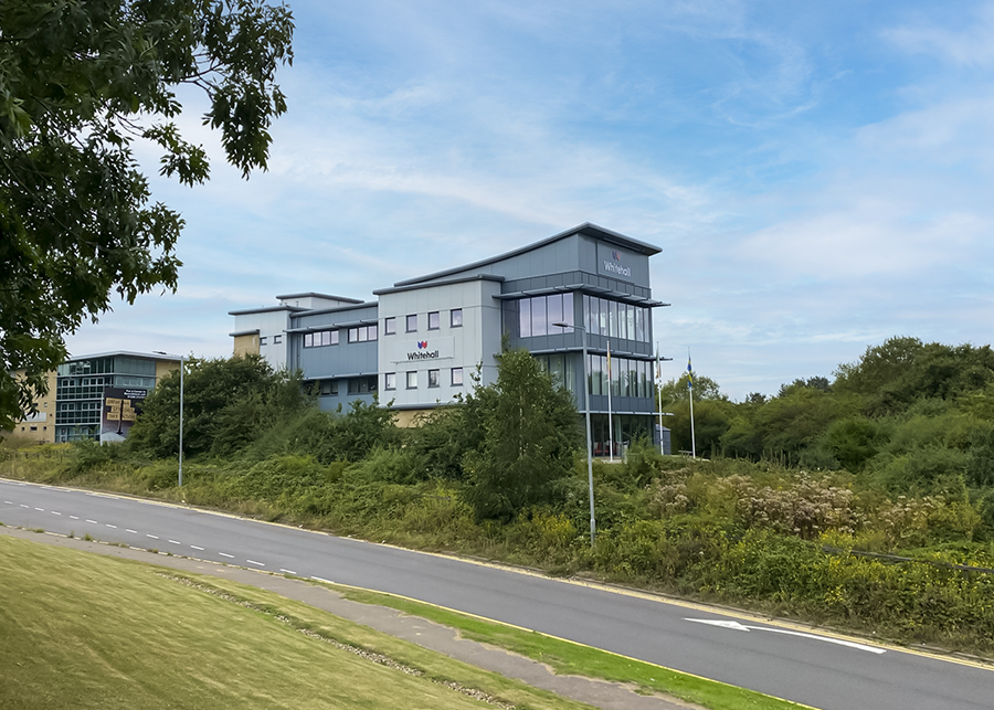 Whitehall Resources Severalls Business Park